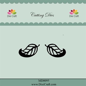 Dixi Craft - Die - Leaves #4